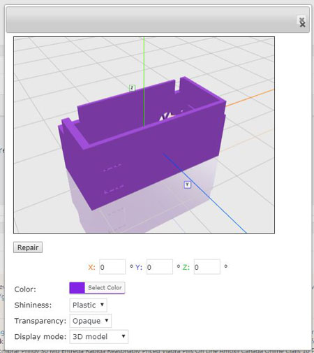 Woo 3D Viewer: Product Viewer for WooCommerce