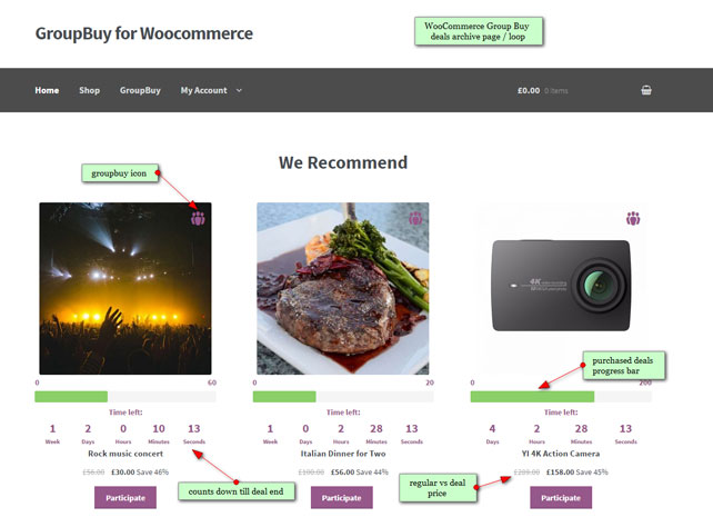5 Daily Deals WordPress & WooCommerce Plugins