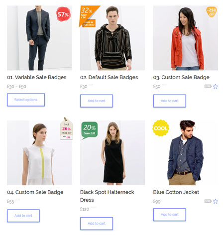 5 Must See WooCommerce Badge Plugins